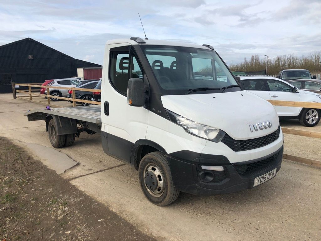 Iveco Unlisted Chassis Cab 35C13