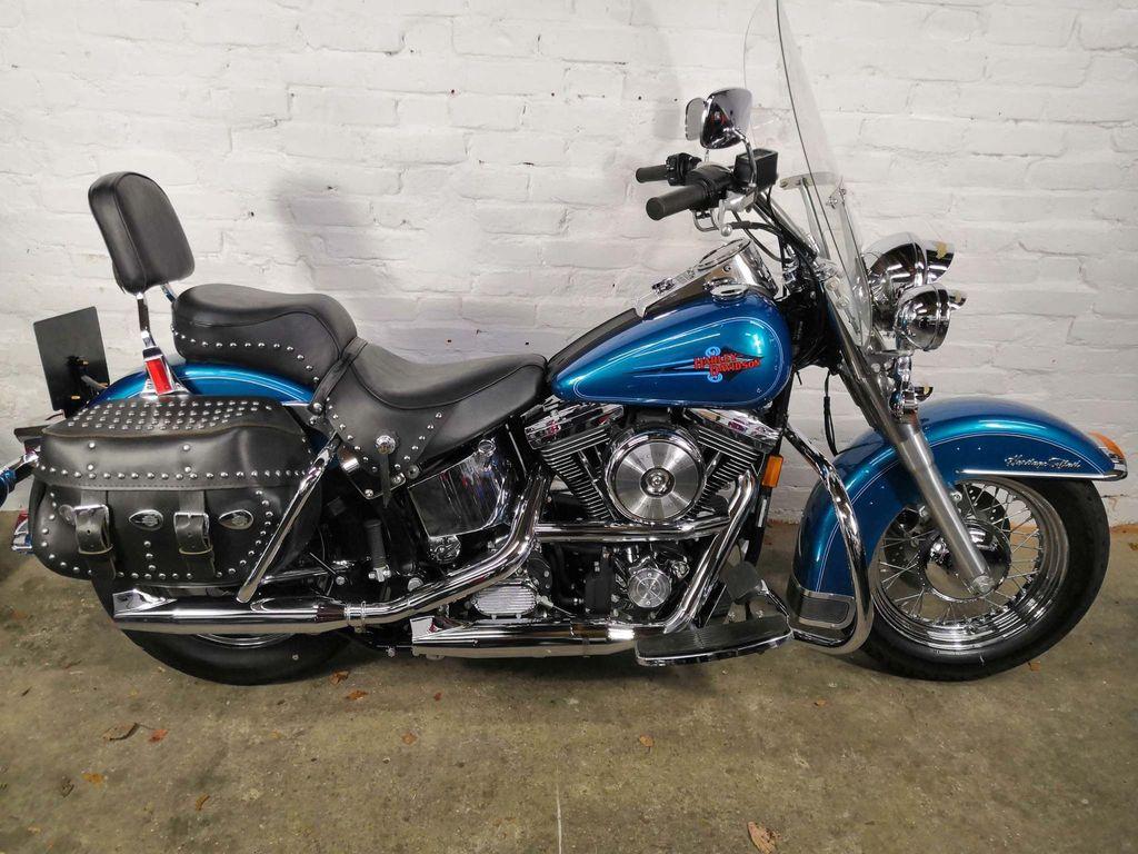 Harley-Davidson Softail Custom Cruiser 1350 FLSTC Heritage