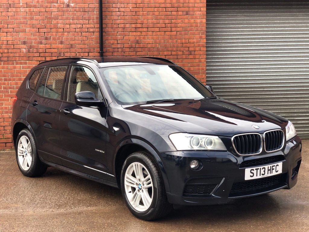 Used Bmw X3 Suv 2 0 20d M Sport Auto Xdrive 5dr In Oldham Greater Manchester Mpo
