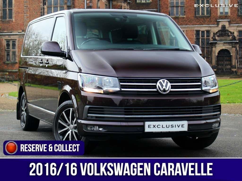 Volkswagen Caravelle MPV 2.0 TDI BlueMotion Tech Executive Bus DSG 5dr (EU6, SWB, 7 seats)