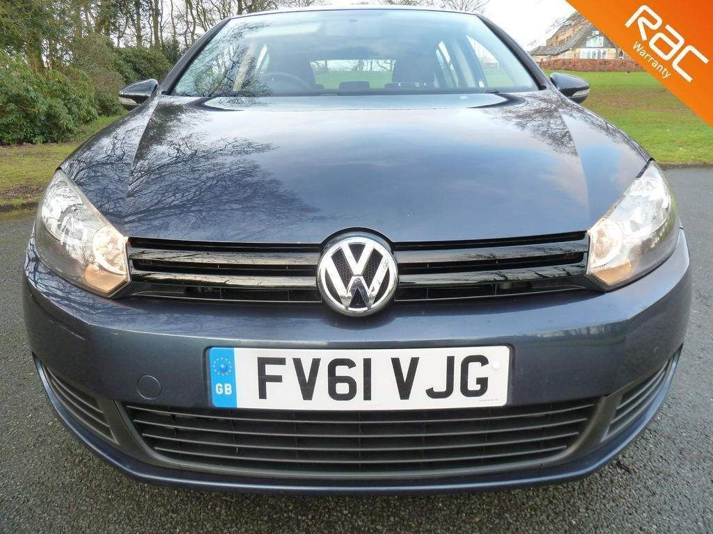 Volkswagen Golf Hatchback 1.6 TDI S 5dr