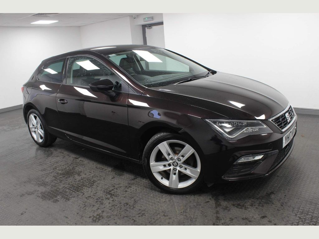 SEAT Leon Hatchback 1.4 EcoTSI FR Technology Sport Coupe (s/s) 3dr