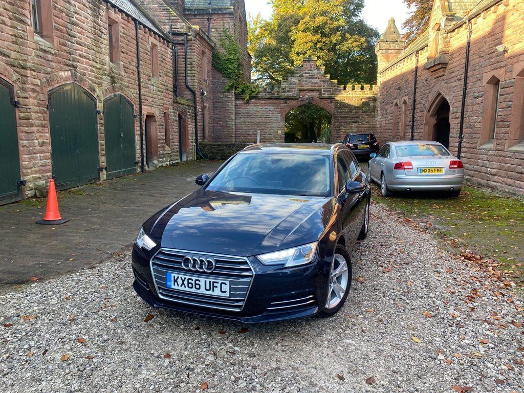 Audi A4 Avant Estate 1.4 TFSI Sport Avant (s/s) 5dr