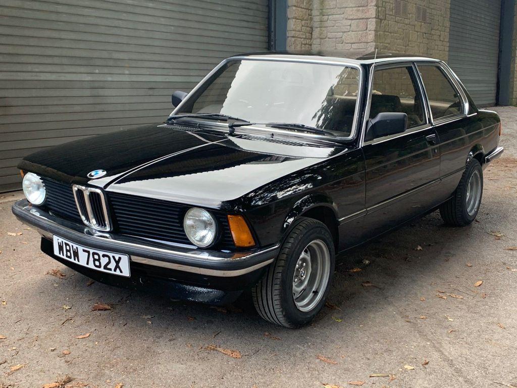 BMW 3 Series Saloon 1.8 316 2dr