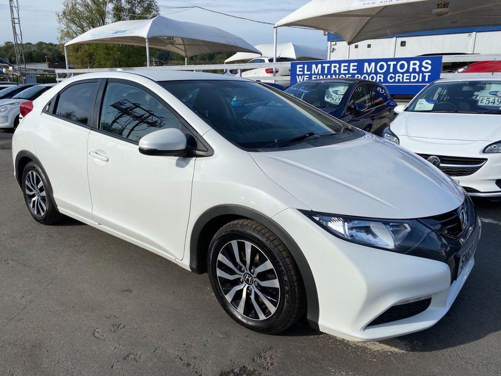 Honda Civic Hatchback 1.6 i-DTEC SE-T 5dr