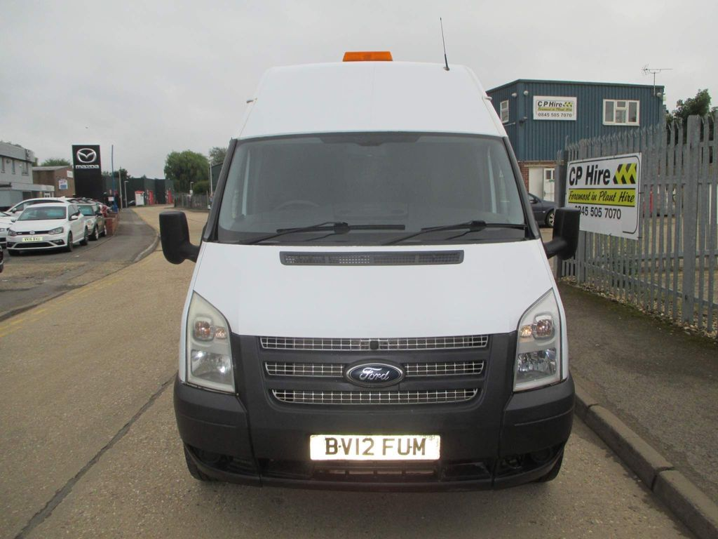 Ford Transit Panel Van 2.2 TDCi 350 High Roof Van LWB 3dr (EU5, LWB)