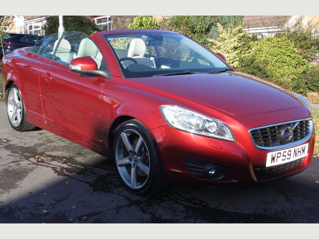 Volvo C70 Convertible 2.4 D5 SE Lux Geartronic 2dr