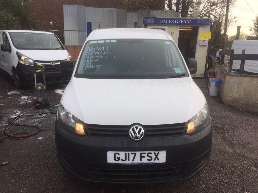 Volkswagen Caddy Panel Van Maxi lwb