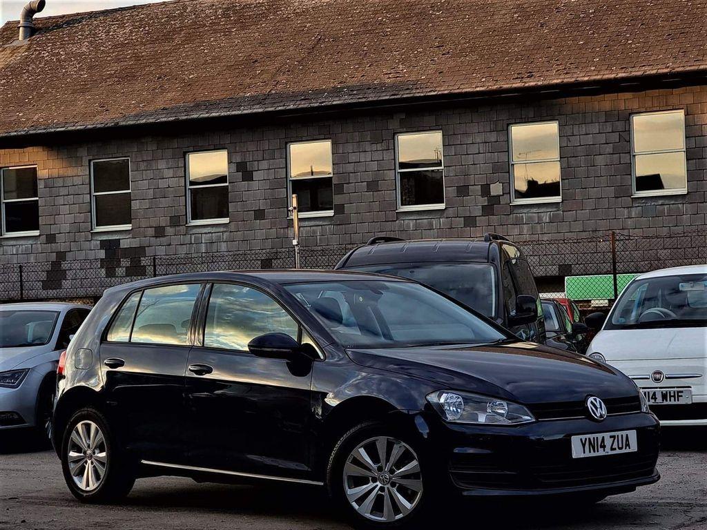 Volkswagen Golf Hatchback 1.4 TSI BlueMotion Tech SE (s/s) 5dr