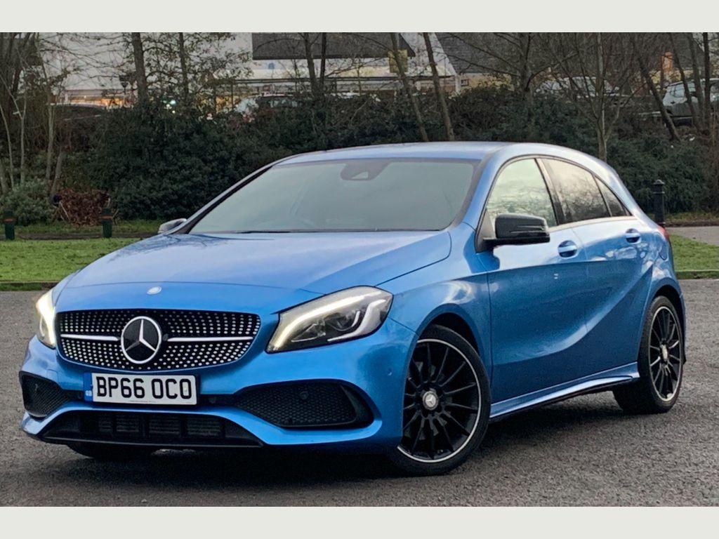 Mercedes-Benz A Class Hatchback 2.1 A220d AMG Line (Premium) 7G-DCT (s/s) 5dr