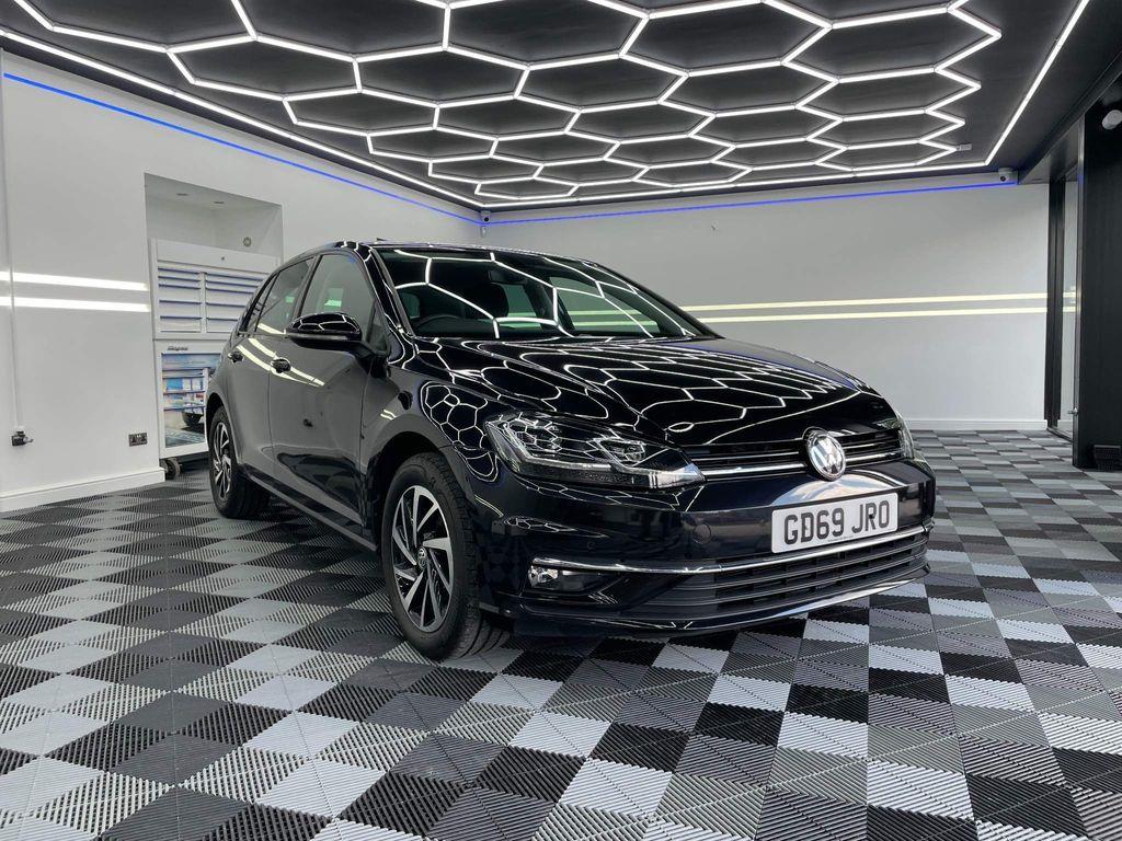 Volkswagen Golf Hatchback 1.0 TSI Match Edition (s/s) 5dr