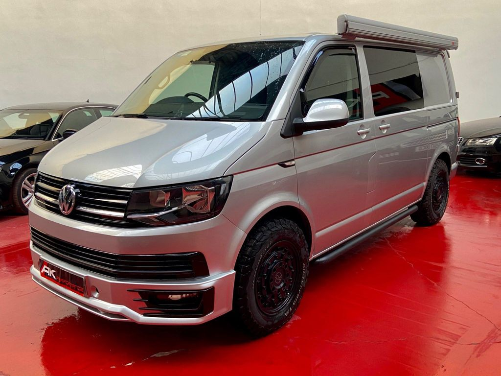 Volkswagen Transporter Window Van 2.0 TDI T30 BlueMotion Tech Highline FWD SWB EU6 (s/s) 5dr