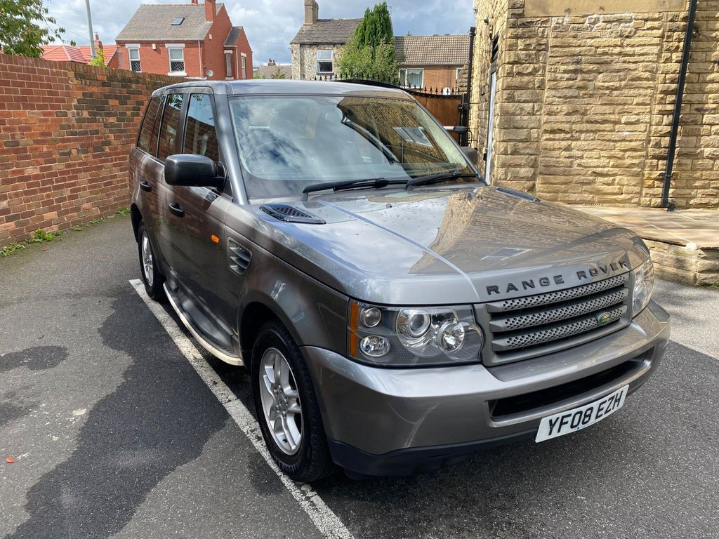 Used Land Rover Range Rover Sport Suv 2.7 Td V6 S 5dr in ...