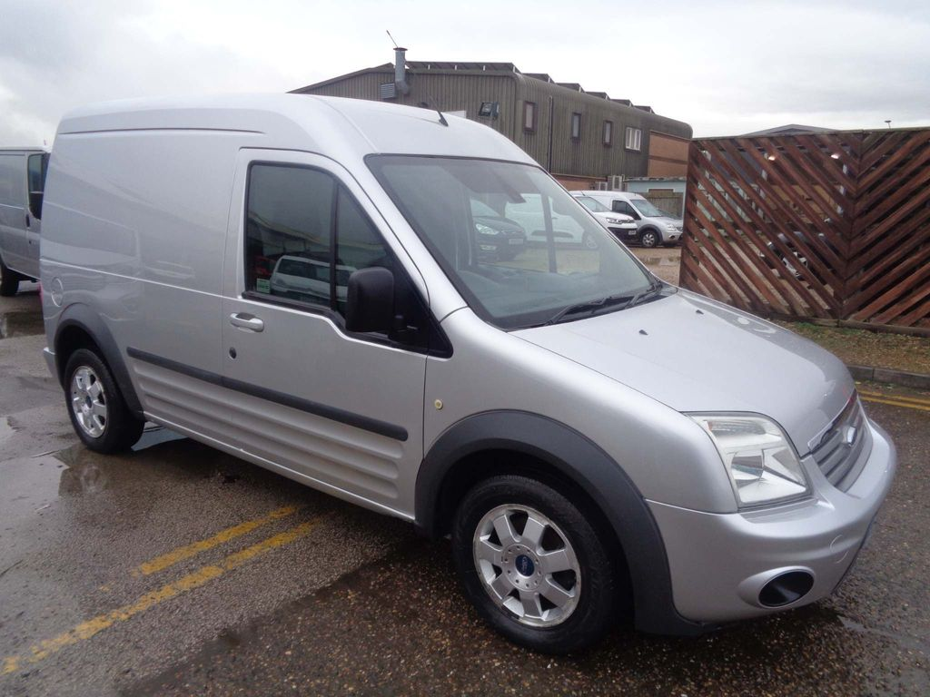 Ford Transit Connect Panel Van 1.8 TDCi T230 Limited H/Roof Panel Van LWB 4dr