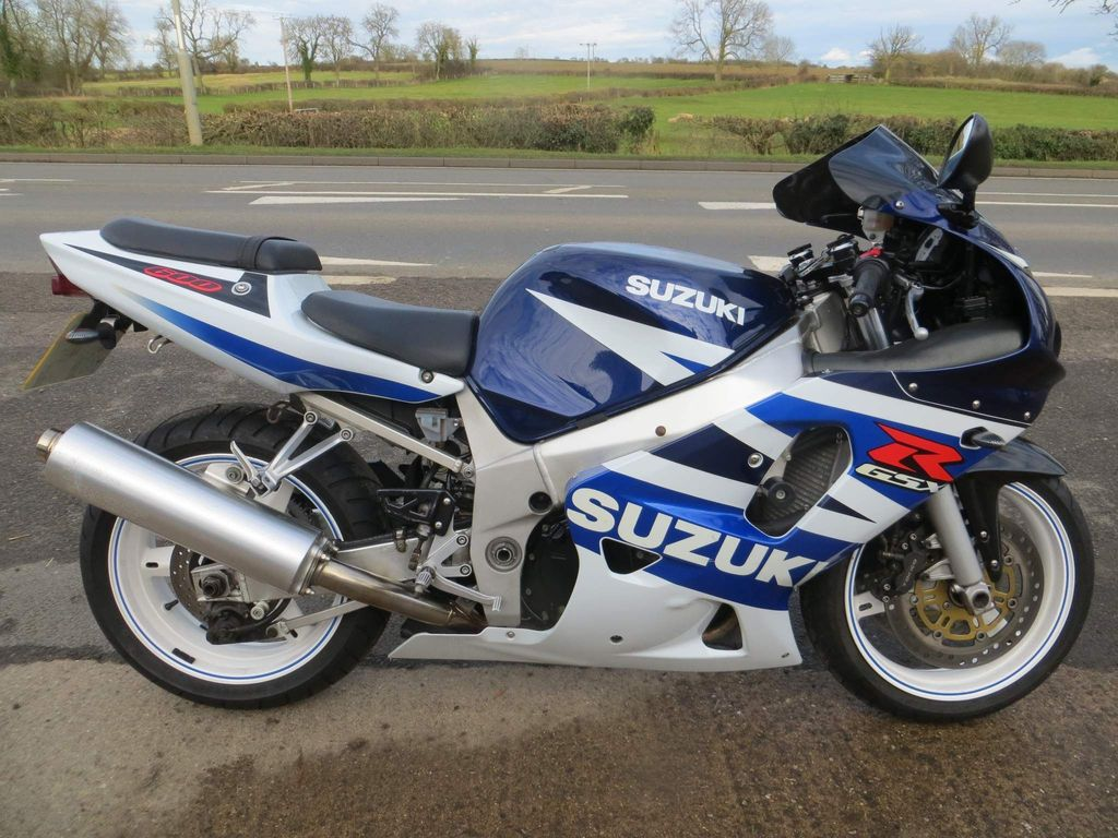 Suzuki GSXR600 Super Sports 600