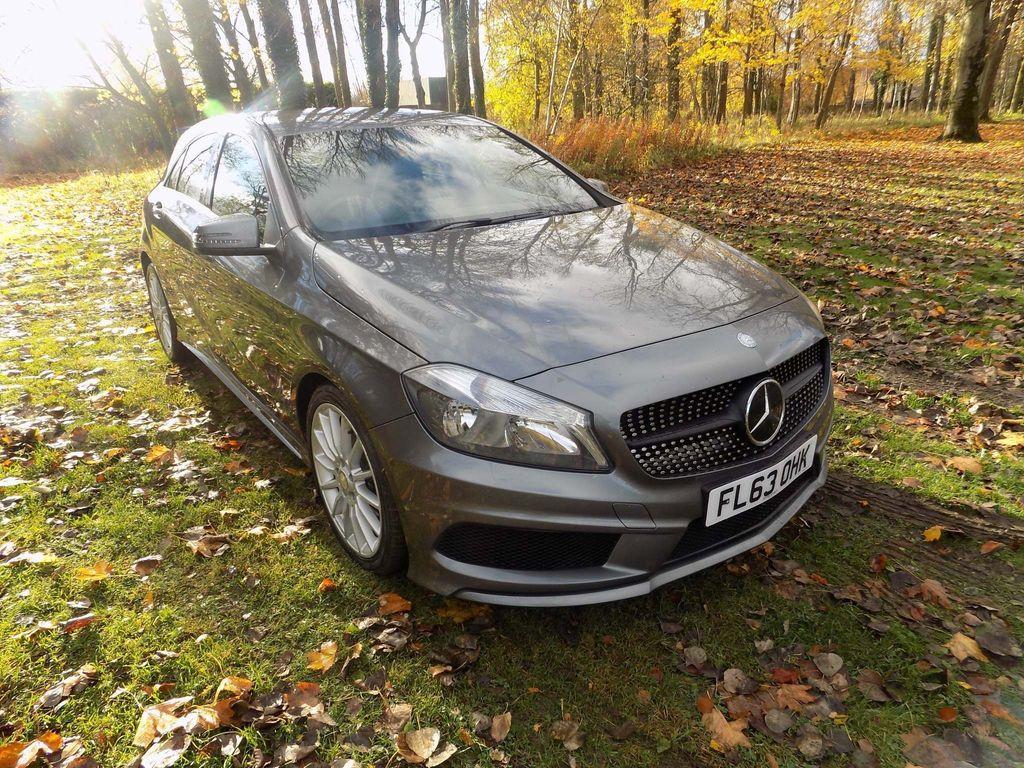 Mercedes-Benz A Class Hatchback 1.8 A180 CDI AMG Sport 7G-DCT 5dr