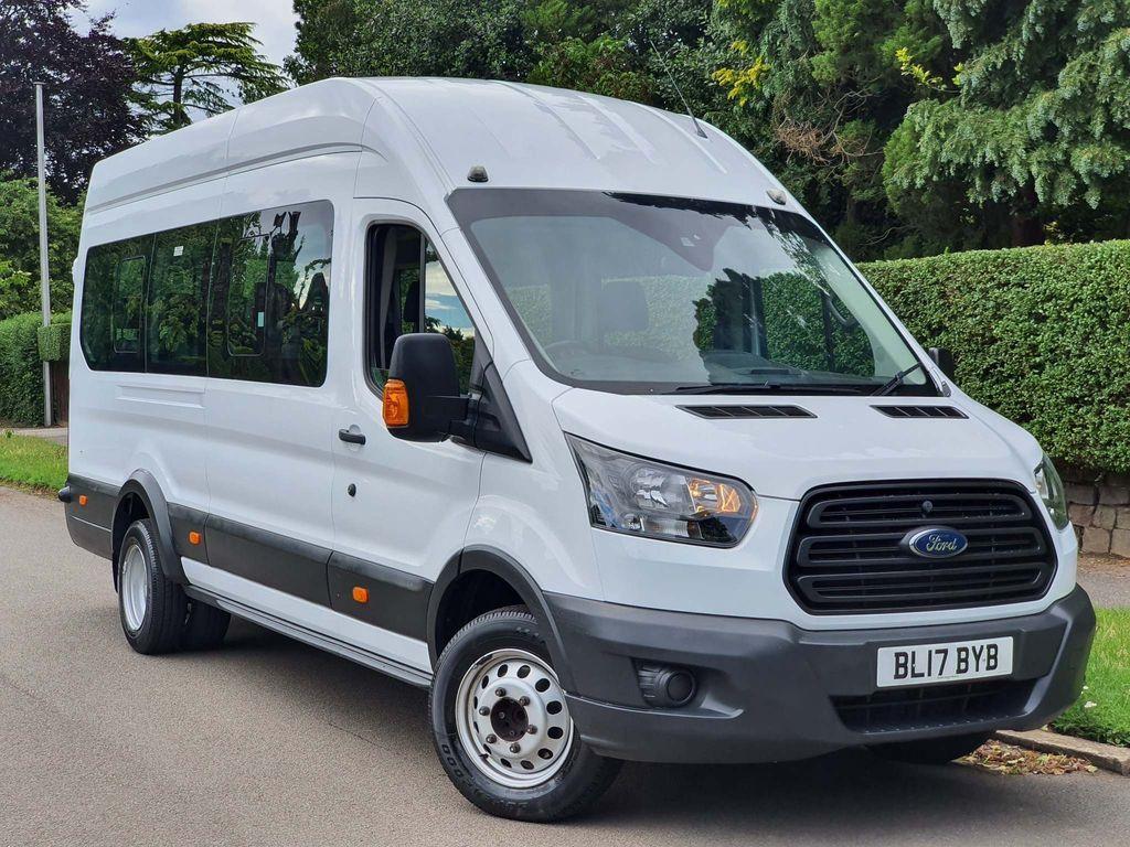 Ford Transit Minibus 2.2 TDCi 460 HDT Bus L4 H3 5dr (18 Seat)