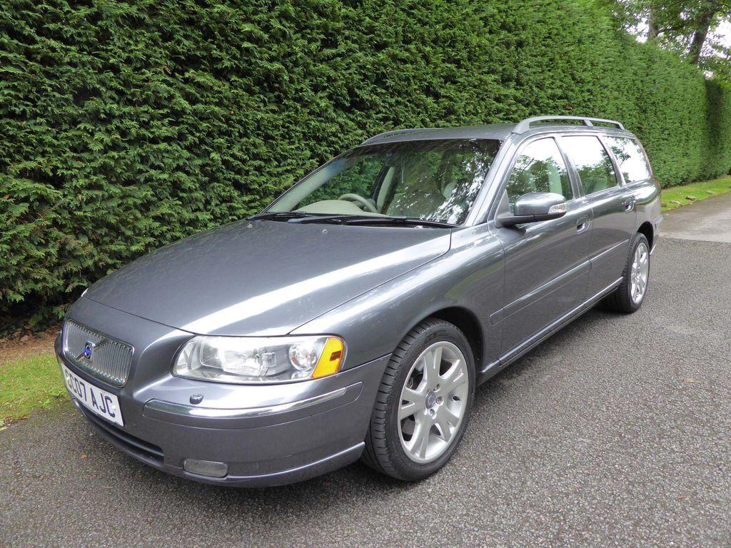 Volvo V70 Estate 2.4 D5 SE Lux Geartronic 5dr