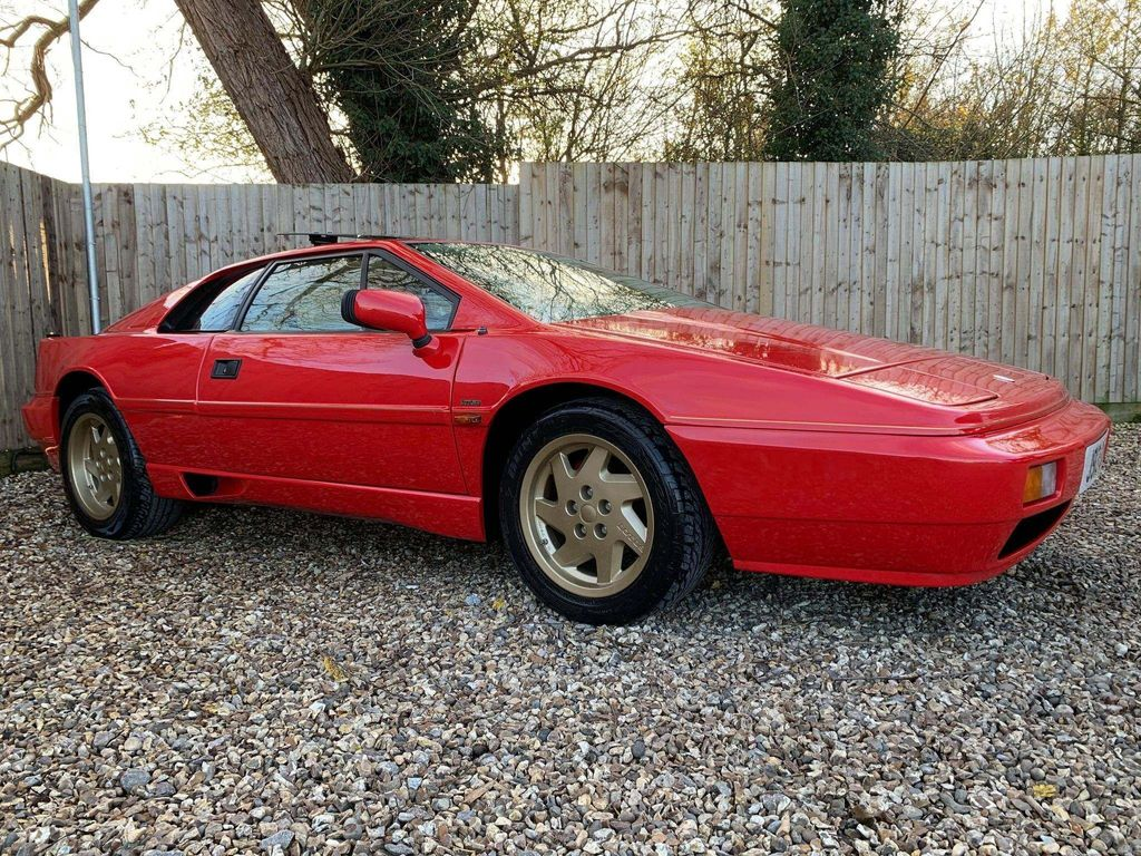 Lotus Esprit Coupe 2.2 Turbo HC 2dr