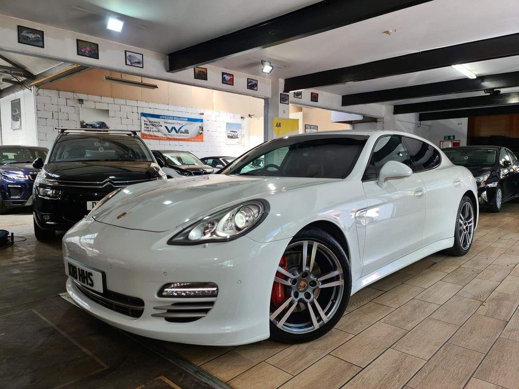 Porsche Panamera Hatchback 3.0 TD V6 Platinum Edition Tiptronic S 5dr