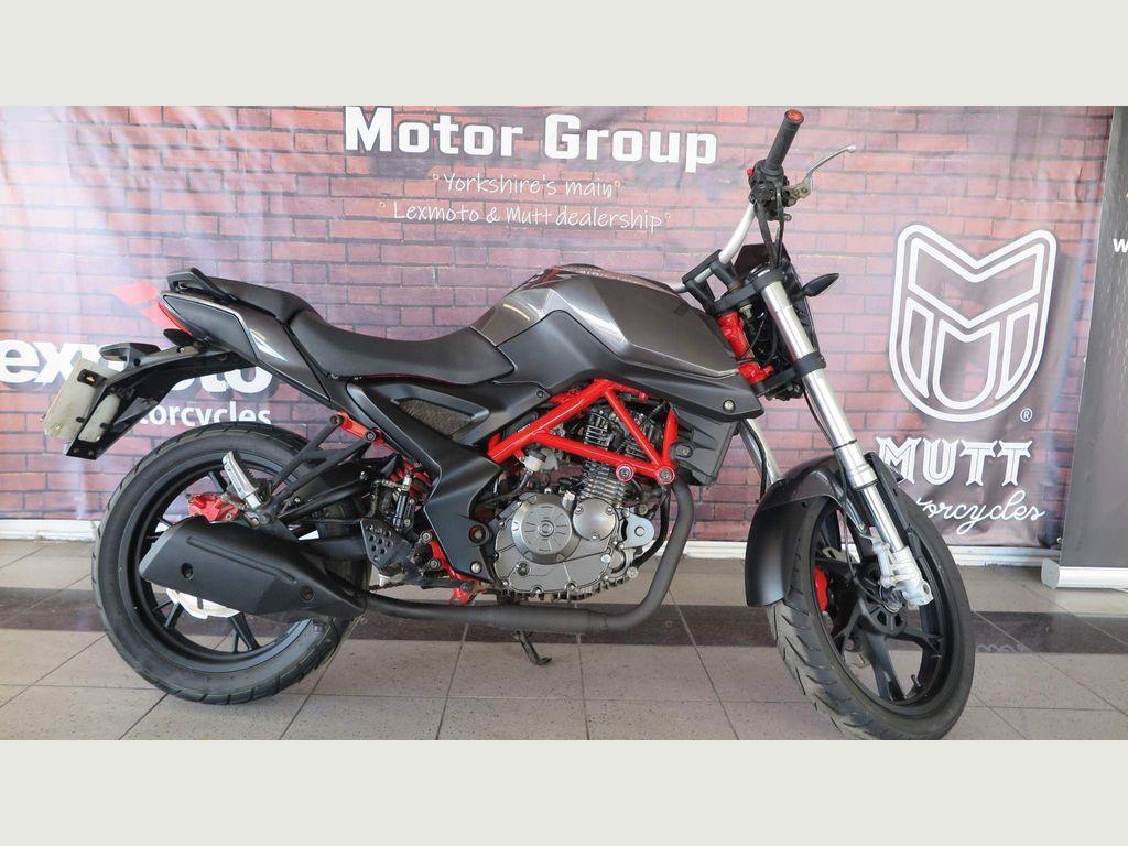 KSR Moto GRS Naked 125 Naked