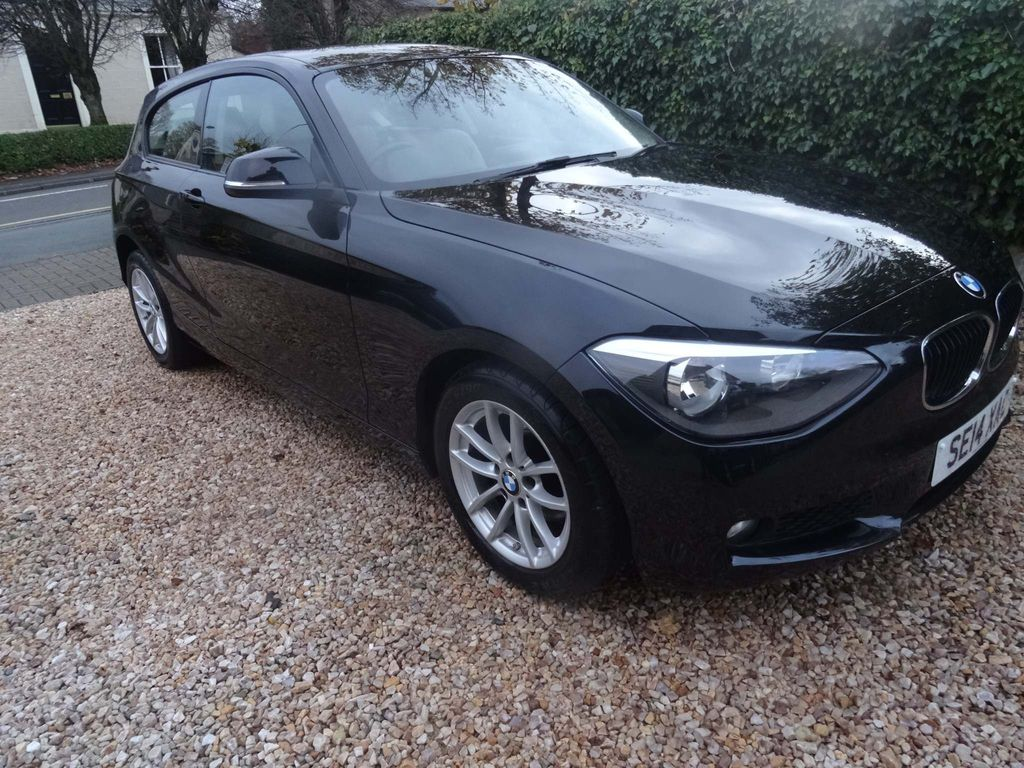 BMW 1 Series Hatchback 1.6 116i SE Sports Hatch (s/s) 3dr