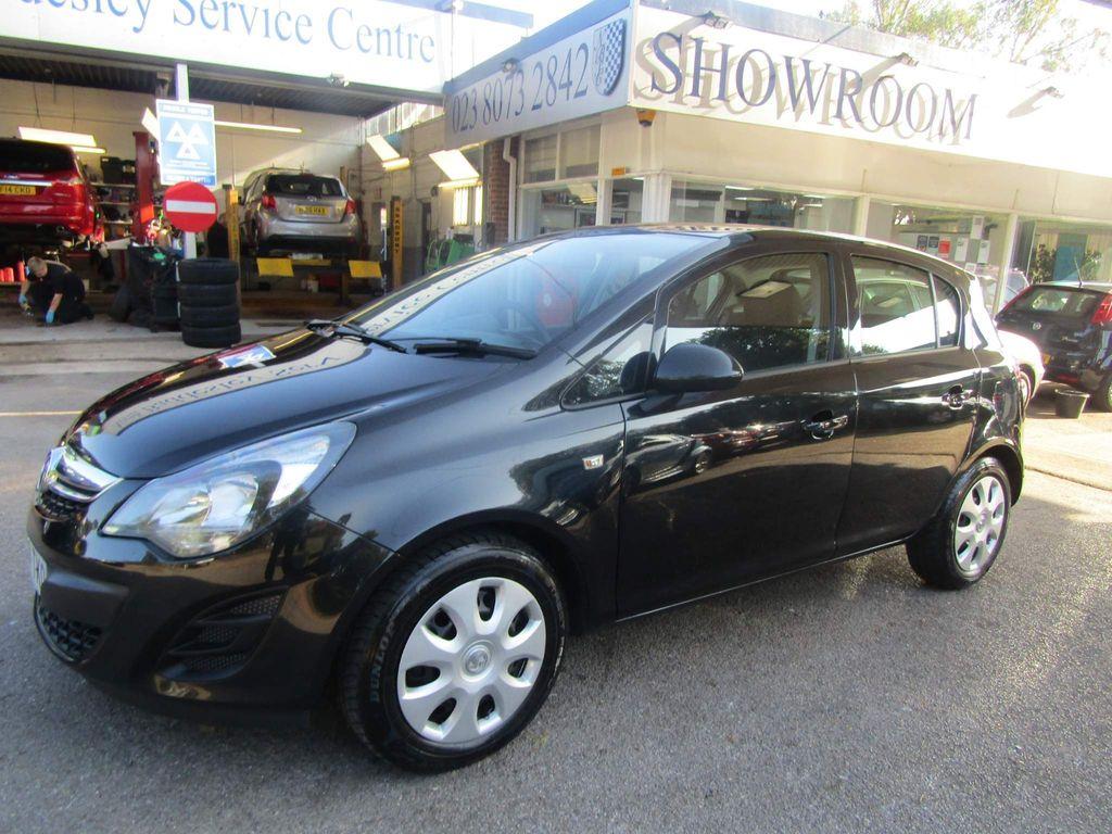 Vauxhall Corsa Hatchback 1.2i ecoFLEX 16V Design (s/s) 5dr (A/C)