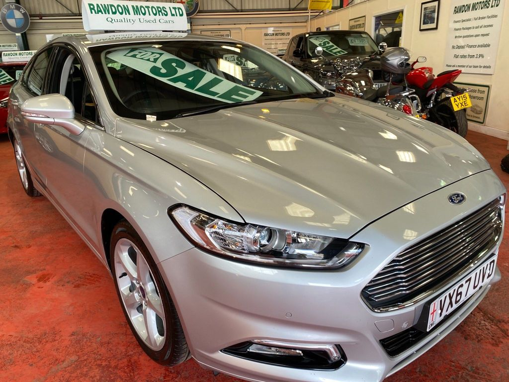 Ford Mondeo Hatchback 1.5T EcoBoost Titanium (s/s) 5dr