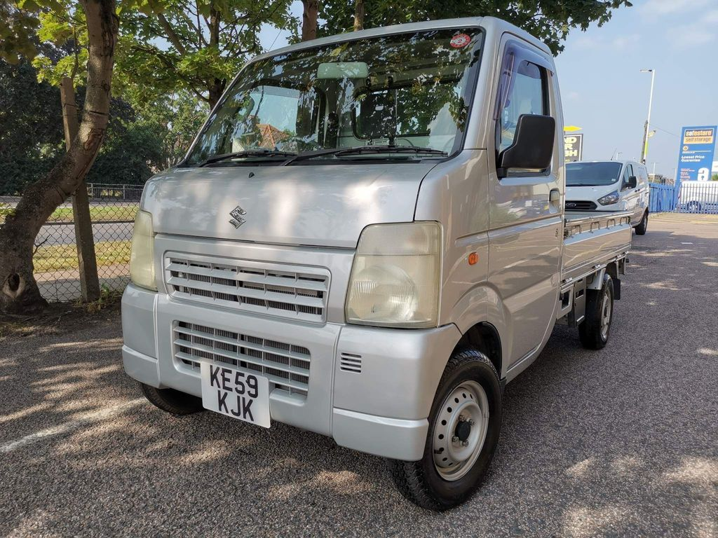 Suzuki Carry Pickup 30,000 MILES ONLY PWR STEERING A/C