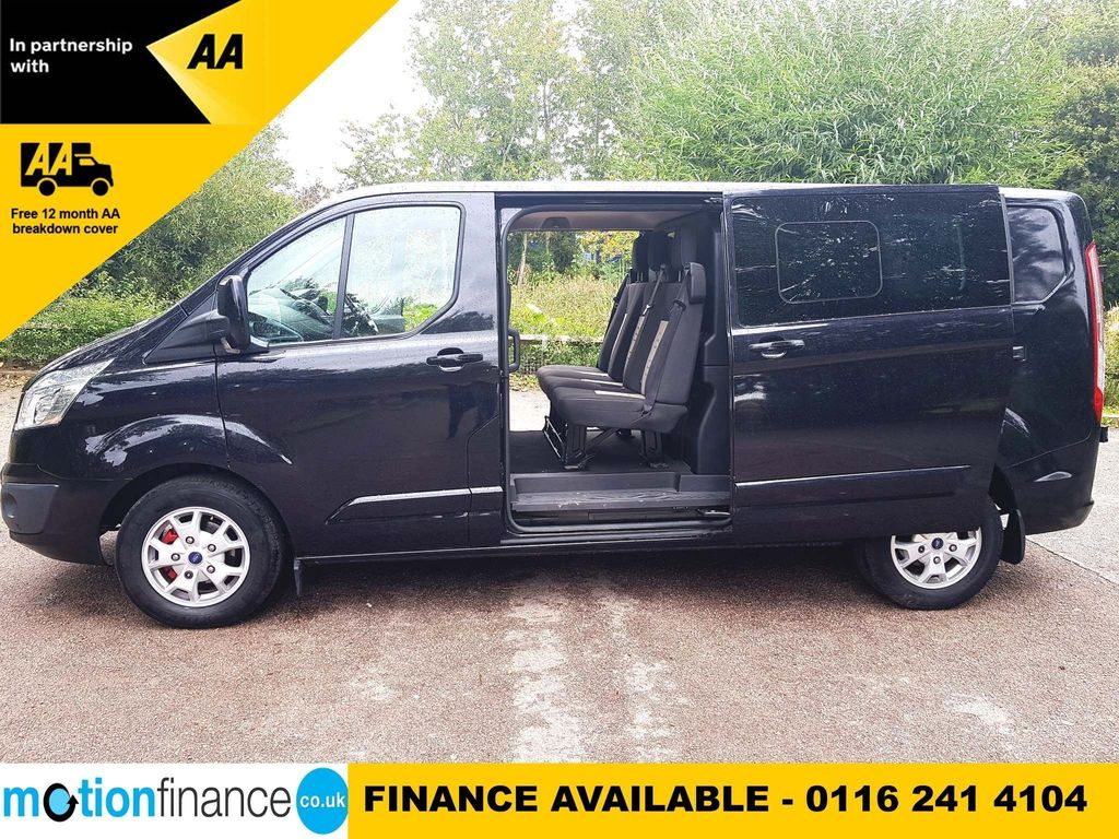 FORD TRANSIT CUSTOM Other 2.0 280 L1H1 Double Cab-in-Van 5dr