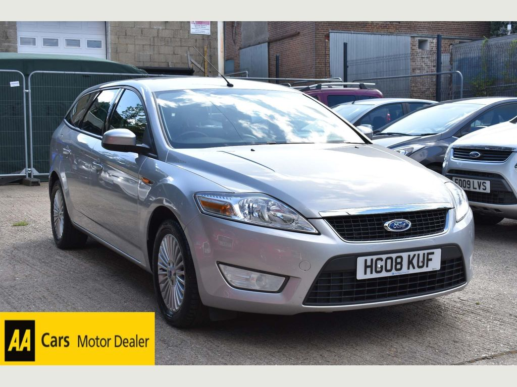 Ford Mondeo Estate 2.0 Zetec 5dr