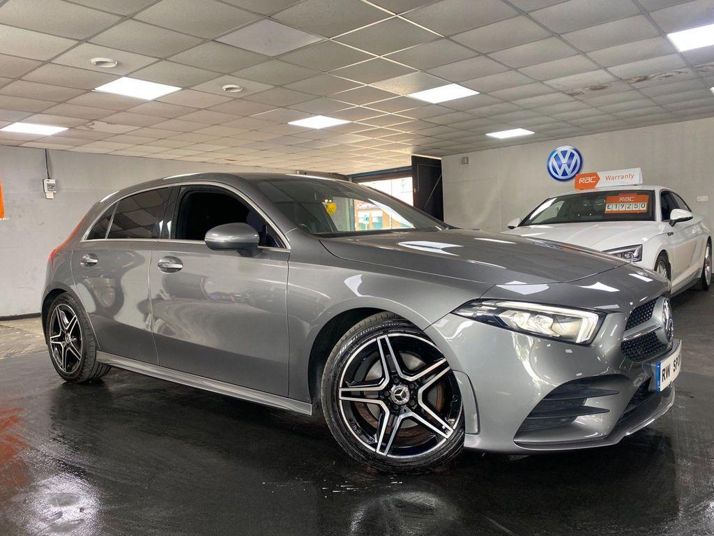 Mercedes-Benz A Class Hatchback 1.3 A200 AMG Line 7G-DCT (s/s) 5dr