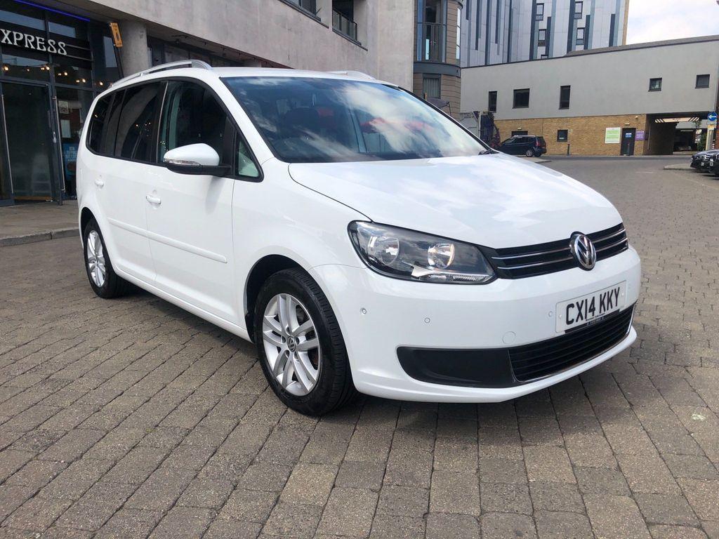 Volkswagen Touran MPV 2.0 TDI Sport 5dr (7 Seat)