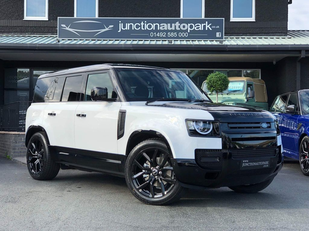 Land Rover Defender 110 SUV 3.0 D200 MHEV Auto 4WD (s/s) 5dr