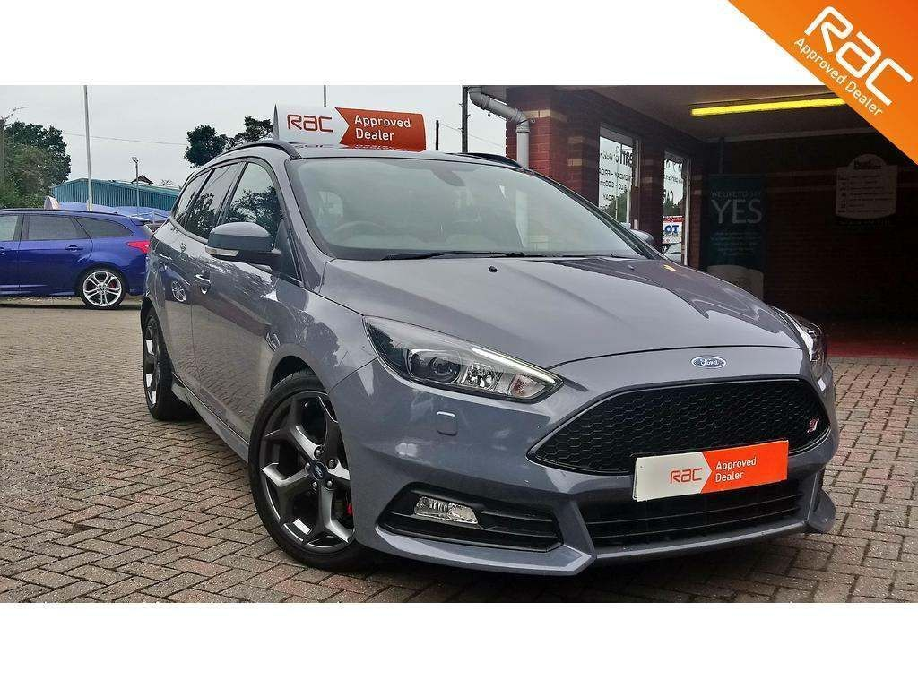Ford Focus Estate 2.0 TDCi ST-3 (s/s) 5dr