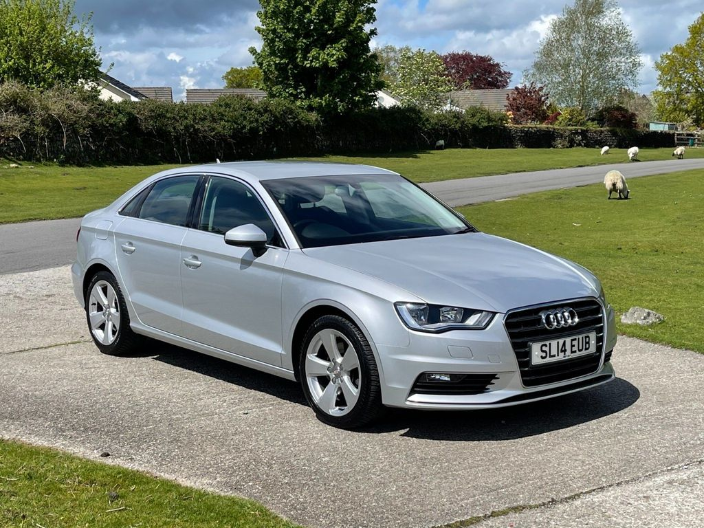 Audi A3 Saloon 1.8 TFSI ACT Sport S Tronic (s/s) 4dr