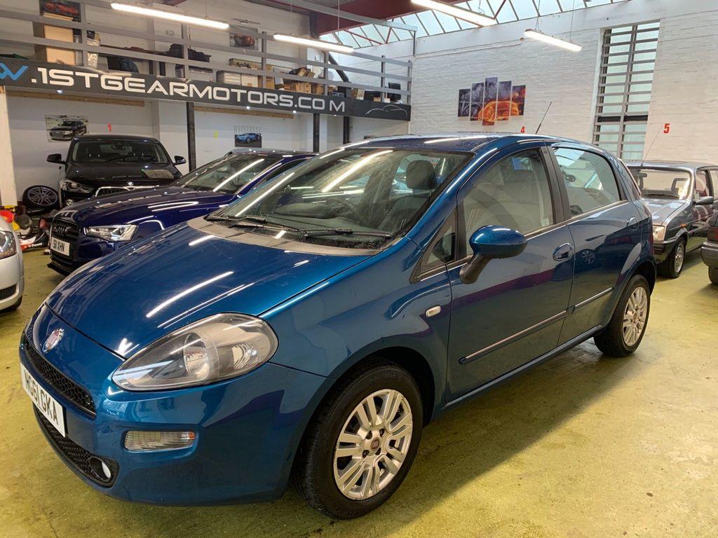 Fiat Punto Hatchback 1.4 8V Easy (s/s) 5dr (EU5)