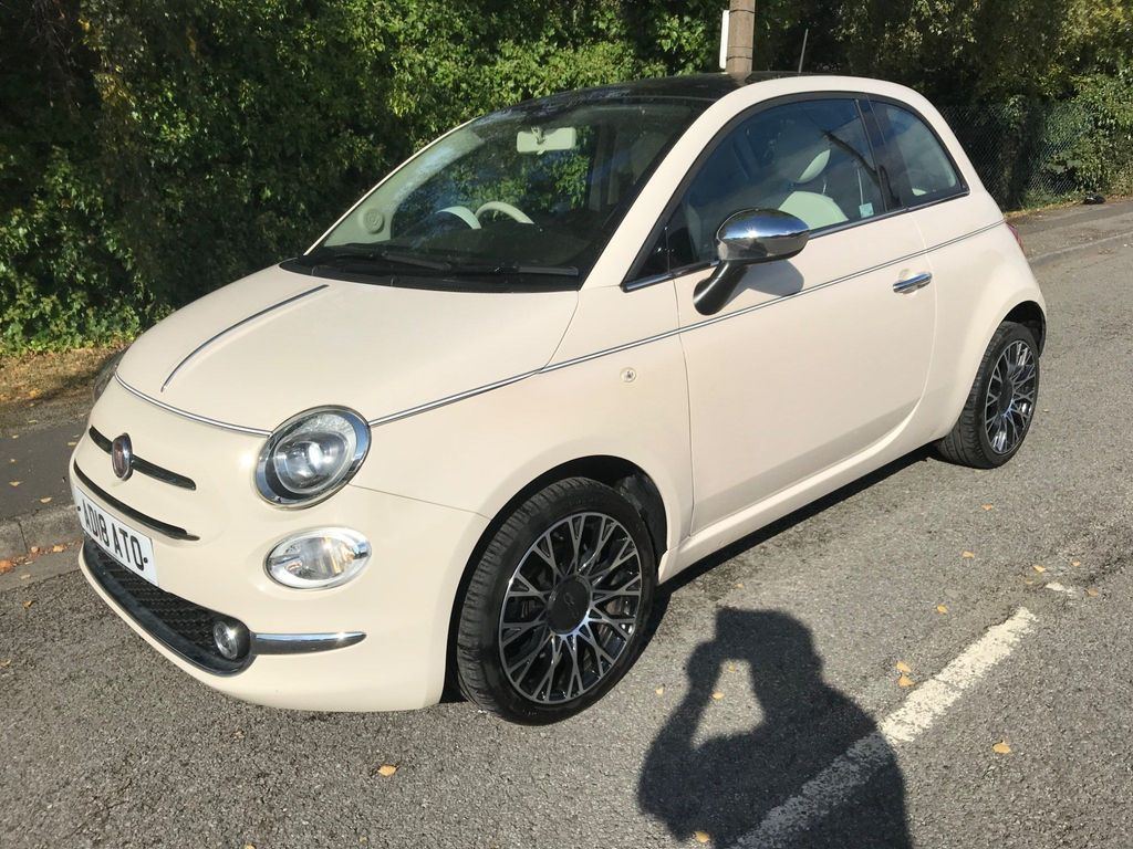 Fiat 500 Hatchback 1.2 8V Collezione Fall (s/s) 3dr