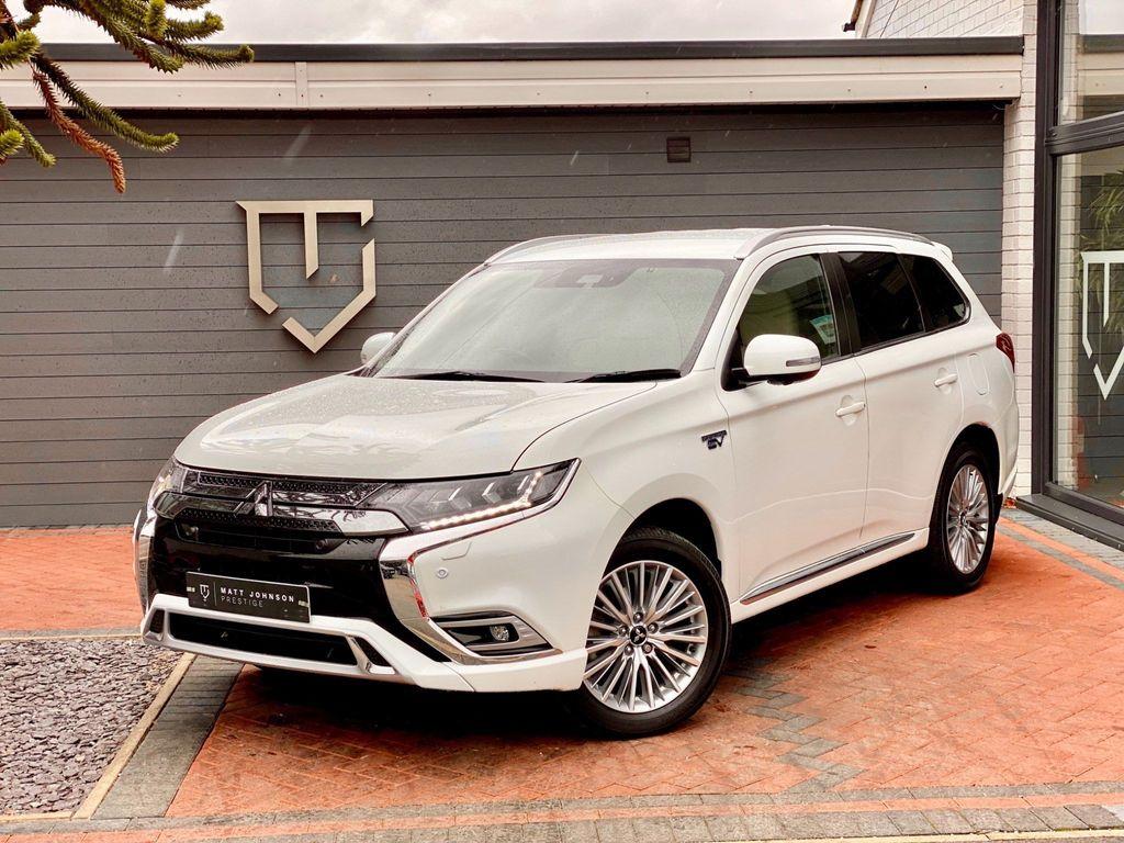 Mitsubishi Outlander SUV 2.4h TwinMotor 13.8kWh 5hs CVT 4WD (s/s) 5dr