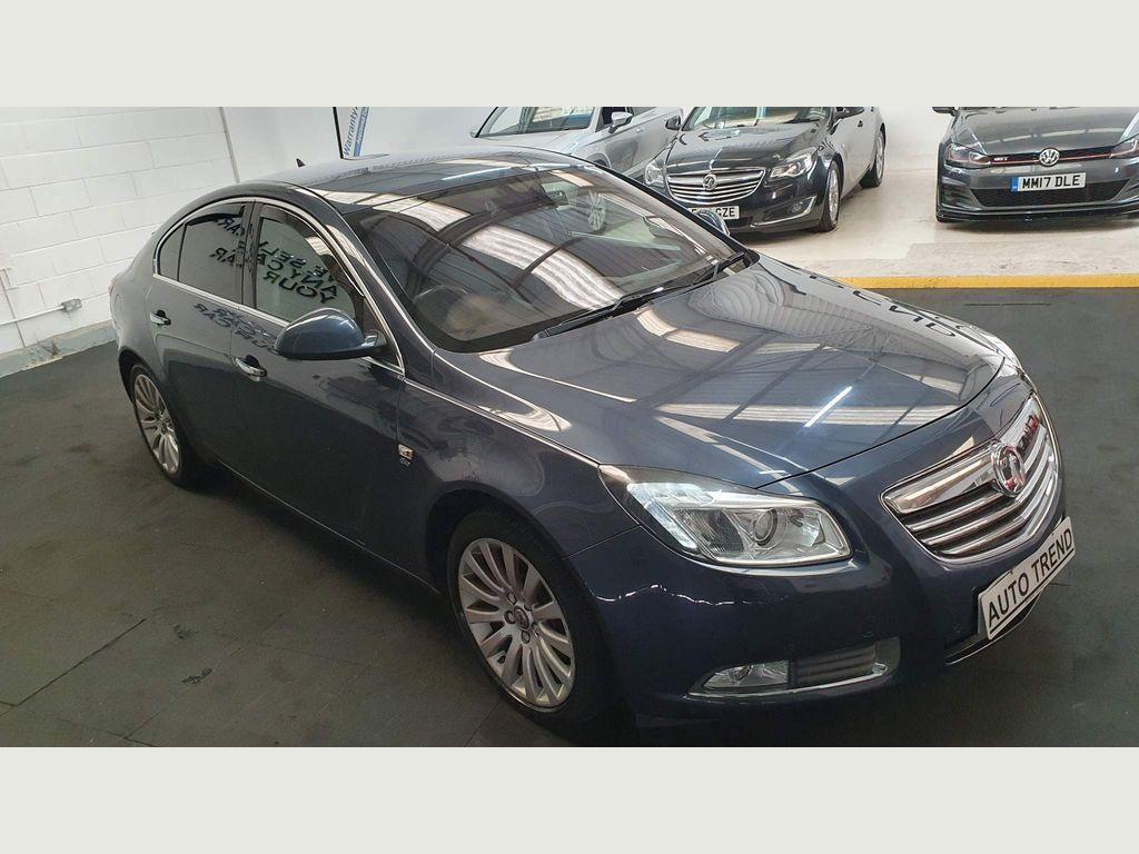 Vauxhall Insignia Hatchback 2.0 CDTi ecoFLEX Elite 5dr