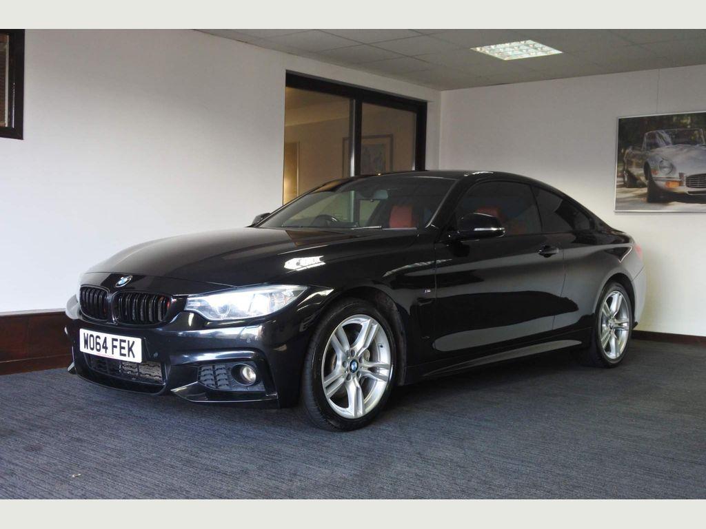 BMW 4 Series Coupe 3.0 435d M Sport Auto xDrive (s/s) 2dr