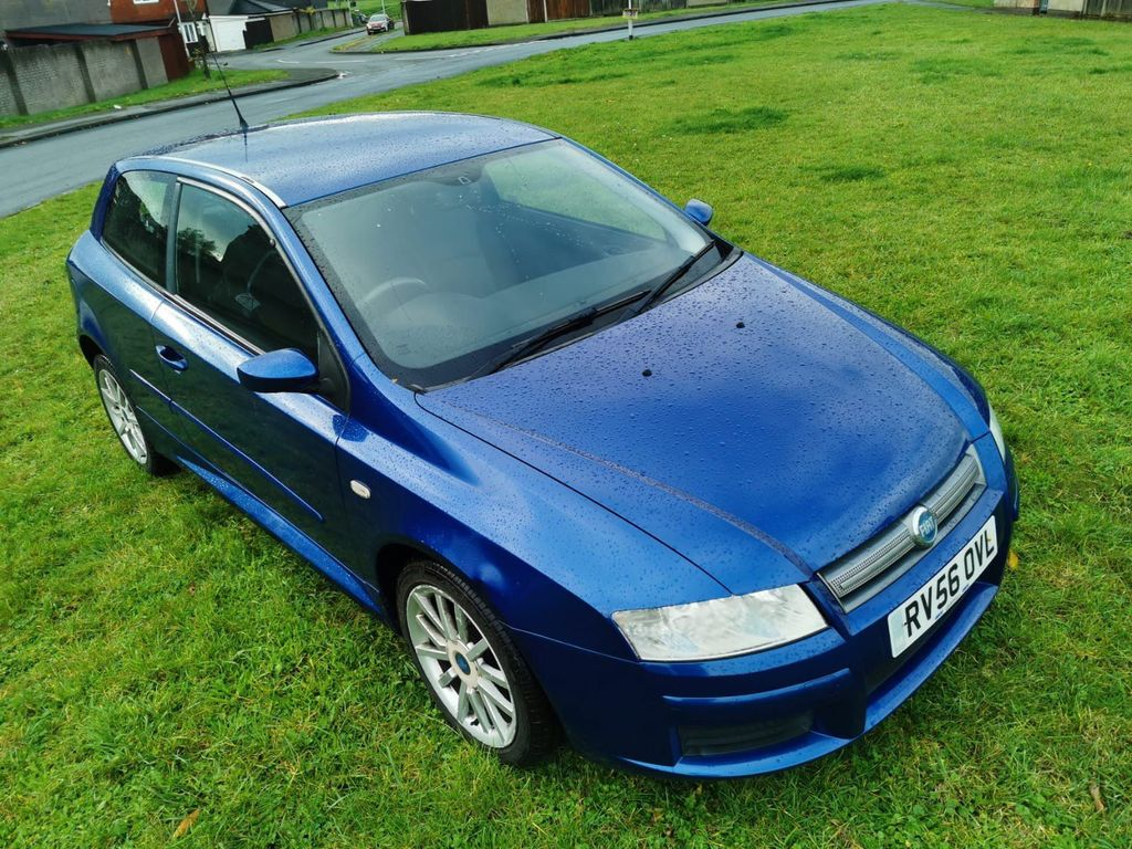 Fiat Stilo Hatchback 1.4 16v Blue 3dr