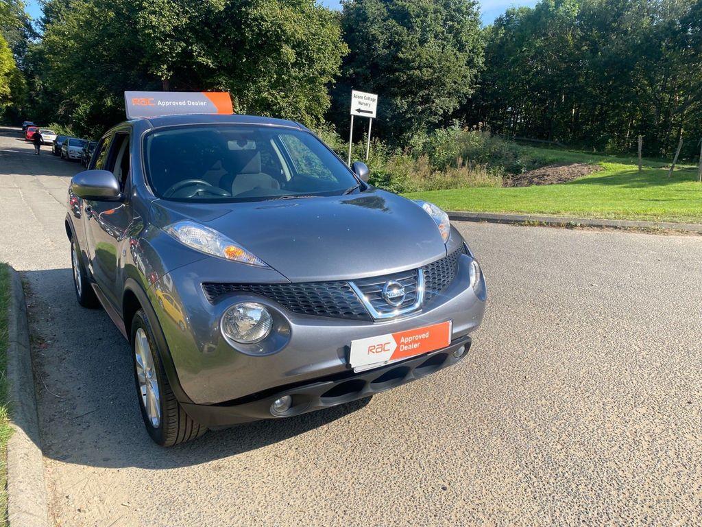 Nissan Juke SUV 1.6 Acenta Premium 5dr