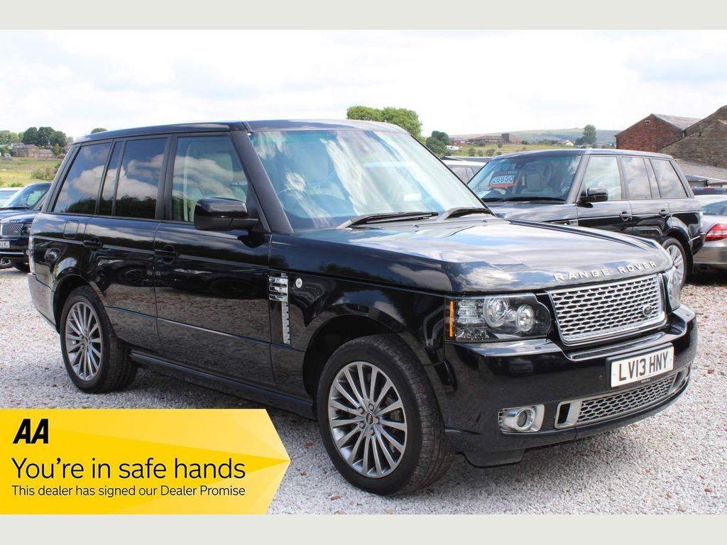 Land Rover Range Rover SUV 4.4 TD V8 Autobiography 5dr