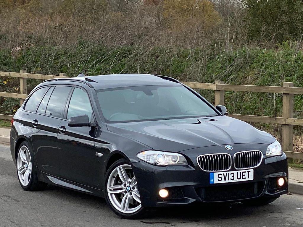 BMW 5 Series Estate 2.0 525d M Sport Touring 5dr