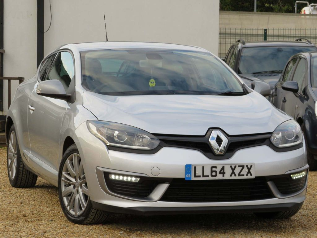 Renault Megane Coupe 1.6 dCi ENERGY GT Line TomTom (s/s) 3dr