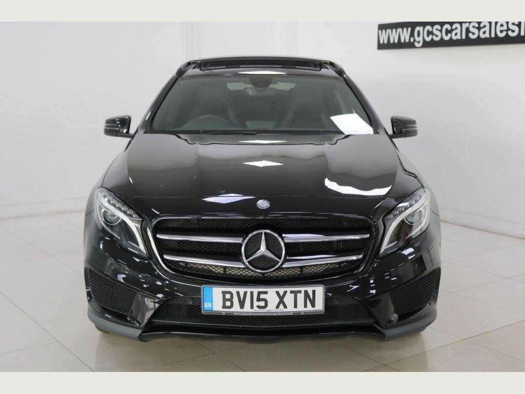 Mercedes-Benz GLA Class SUV 2.1 GLA220 CDI AMG Line (Premium Plus) 4MATIC 5dr