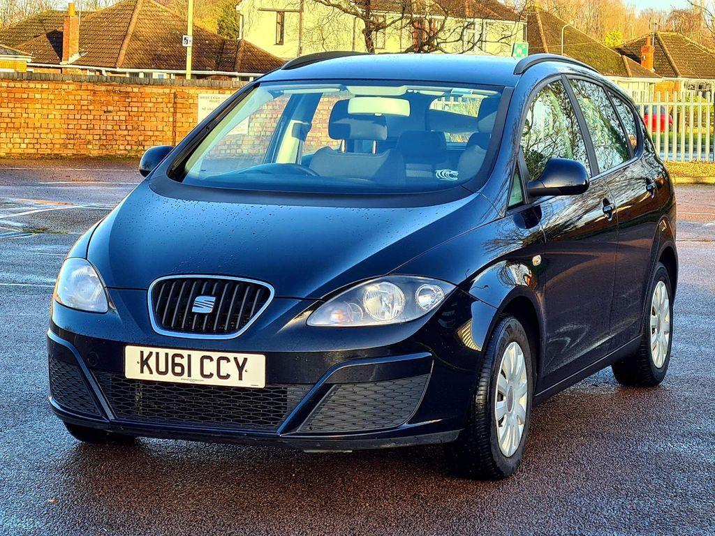 SEAT Altea XL MPV 1.6 TDI Ecomotive CR S 5dr
