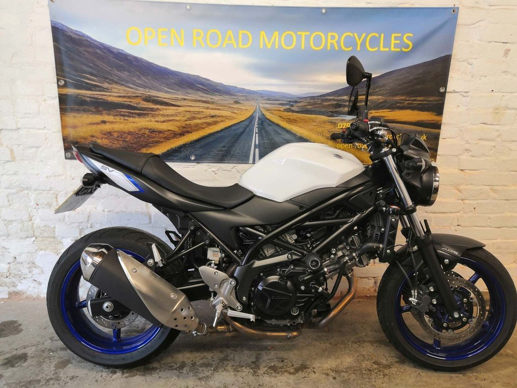 Suzuki SV650 Sports Tourer
