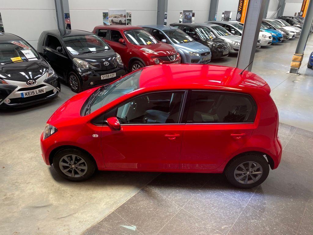 SEAT Mii Hatchback 1.0 12v I TECH 5dr